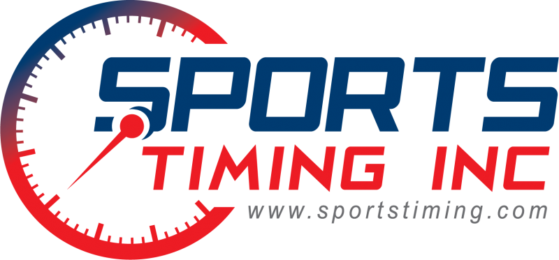 Sports Timing Retina Logo